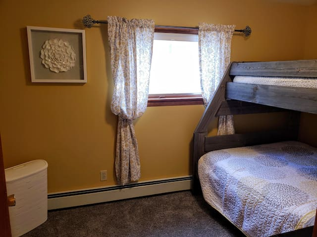 Twin over Full Guest Room