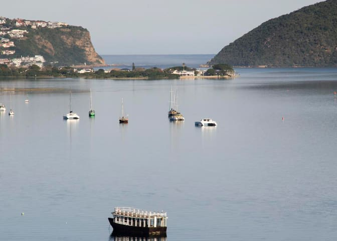 A touch of Paradise - Knysna - Hus
