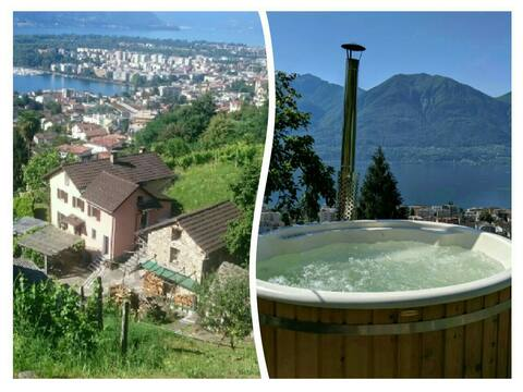 BED & BREAKFAST & DINNER mitten im Weinberg