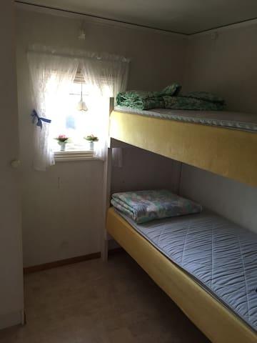 Schlafzimmer im Haupthaus