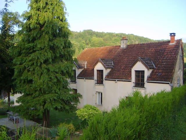 Maison pour vacances familiales - Bussy-le-Grand - Haus