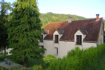 Maison pour vacances familiales - Bussy-le-Grand