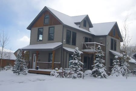 Spend Christmas in downtown Crested Butte !!! - Crested Butte