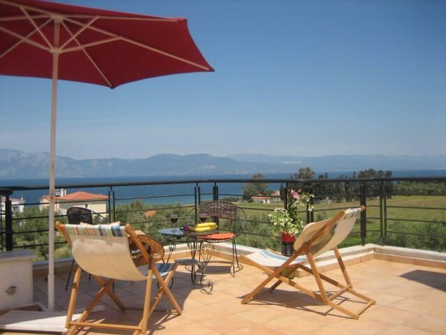 Beach Villa Claire