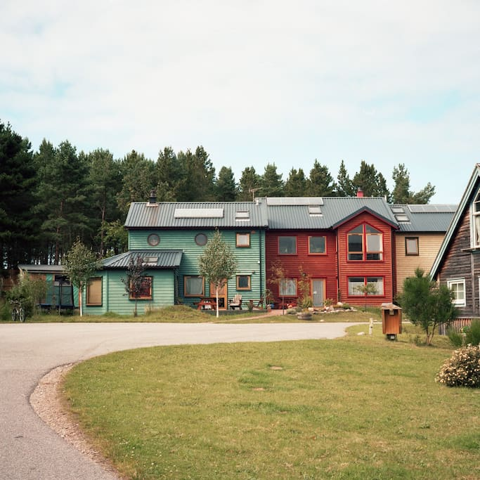 Beautiful Modern Eco Home Houses For Rent In Forres