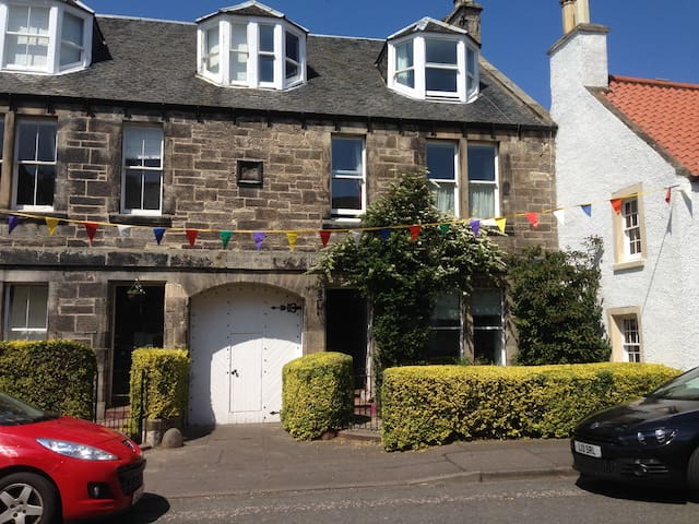 The Leveret- cosy coastal apartment - Aberlady - Apartament