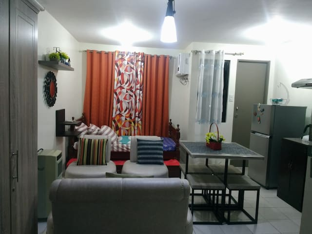 Condominium Unit Beside EK in Sta.Rosa City