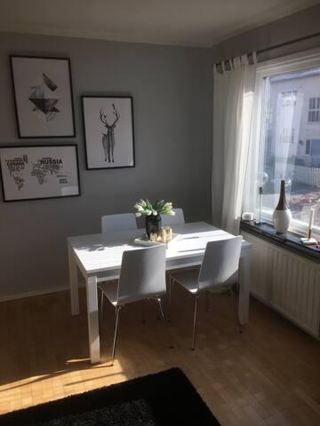 Rymlig trea, 5 min från Liseberg! - Göteborg - Apartemen