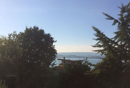 Nice room with stunning view in Zug - Zug - Appartement