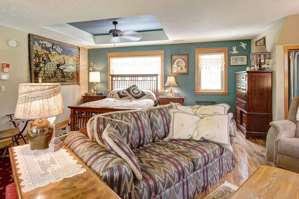 """Bungalow Suite"" $198.00 per night"
