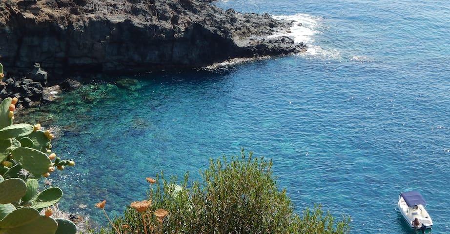 Dammuso splendido sul mare - Pantelleria