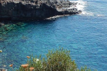 Dammuso splendido sul mare - Pantelleria - Casa