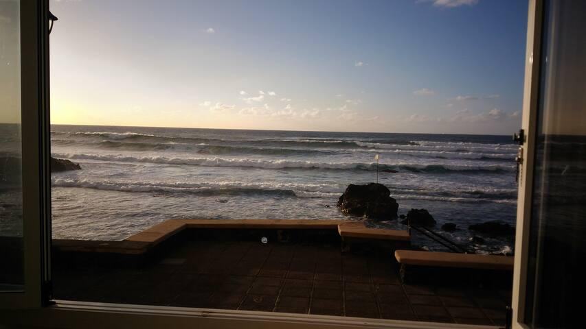 Fundirse con el Atlántico y sus bellos atardeceres - Punta del Hidalgo - Apartment