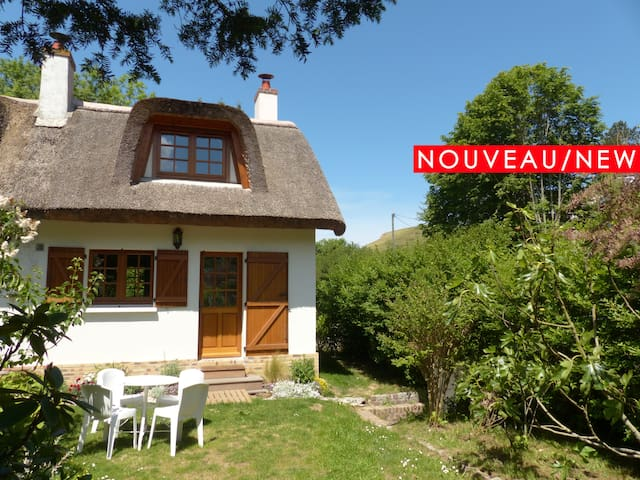 La Flore de Lys, Lovely cottage, 330 from the sea! - Saint-Jouin-Bruneval - Ev