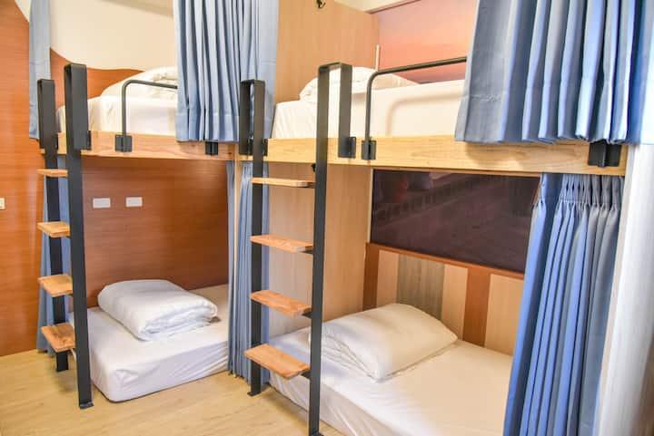 馬公市地點最棒的背包人床(限女性Female) 「起點旅行 D.C. Inn」