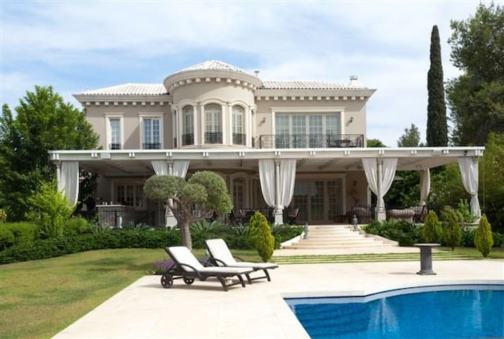 The most beautiful house in Israel - Savyon - Вилла