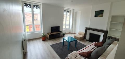 Appartement moderne centre de Macon 54m2