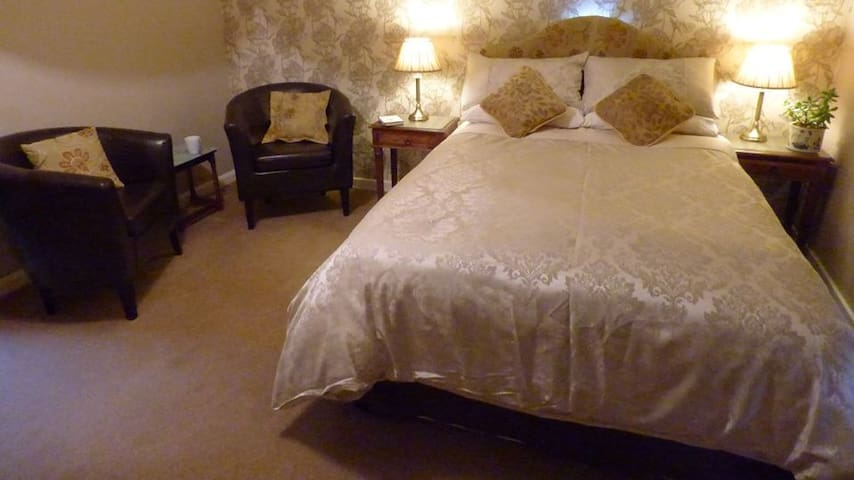 Breakfast included, Double Room at Mosedale B&B