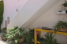 Residencia de arte añil