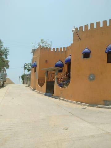 Casa en puerto escondido Oaxaca - Puerto Escondido - Hus