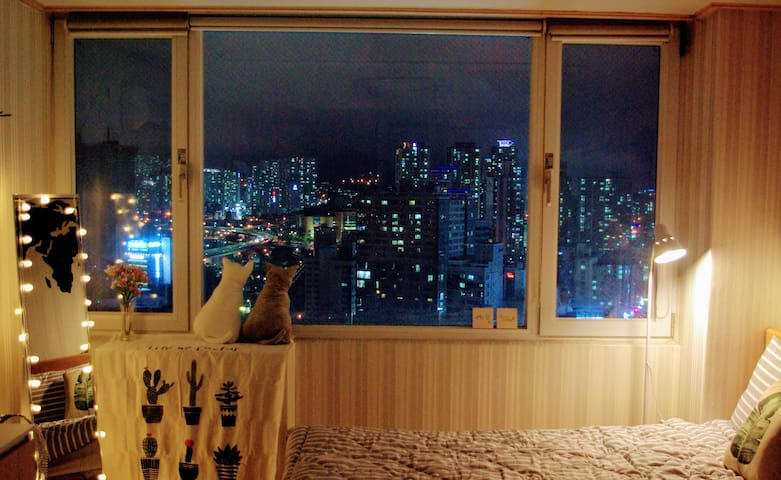 ☆G HOUSE☆ - Wonderful View of City