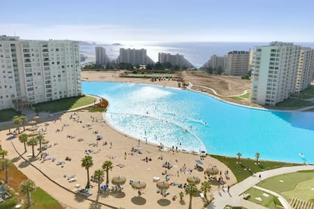 PREMIUM SEA VIEW LAGOON SUNSET/ALGARROBO APARTMENT