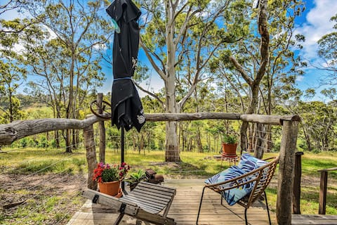 The Old Chook Shed Glamping