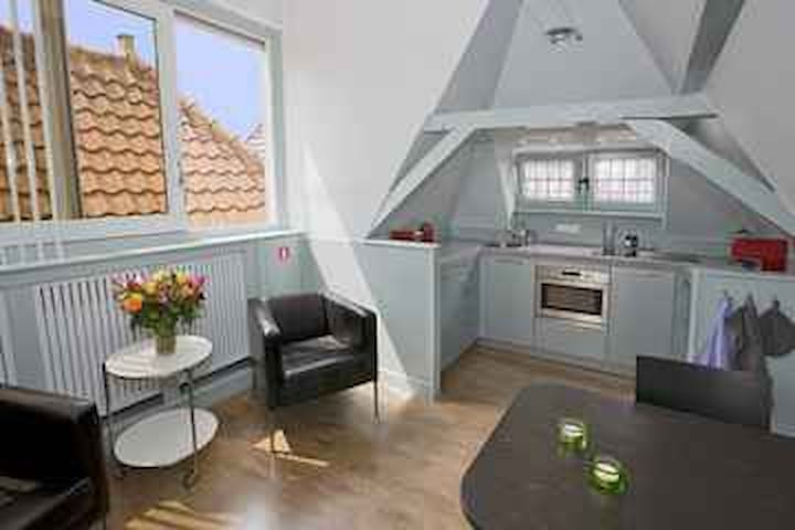 Beautiful Central City Apartment Alkmaar