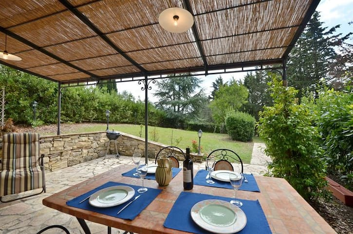 Clair's Home in Chianti - WIFI, pool, pets welcome - Radda in Chianti - Appartement