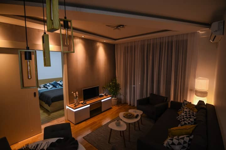 Apartment Unamare-stay relaxed in Belgrade