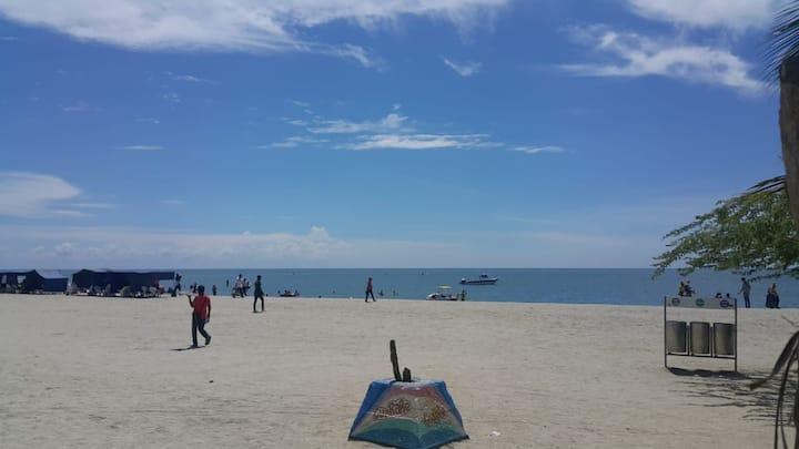 Apartaestudio junto a la playa - ven a descansar