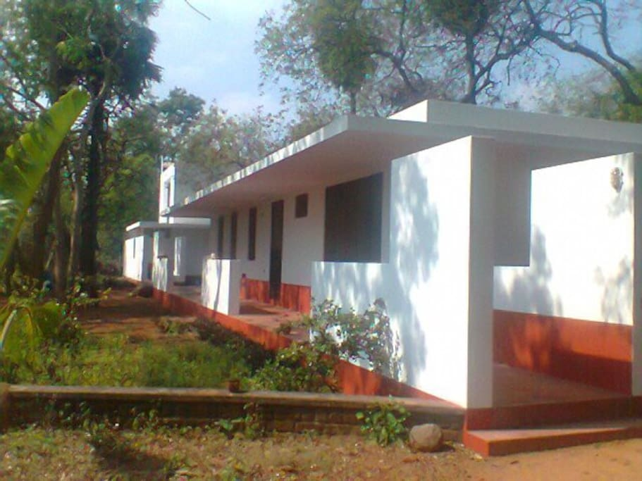 Home stay accommodation space