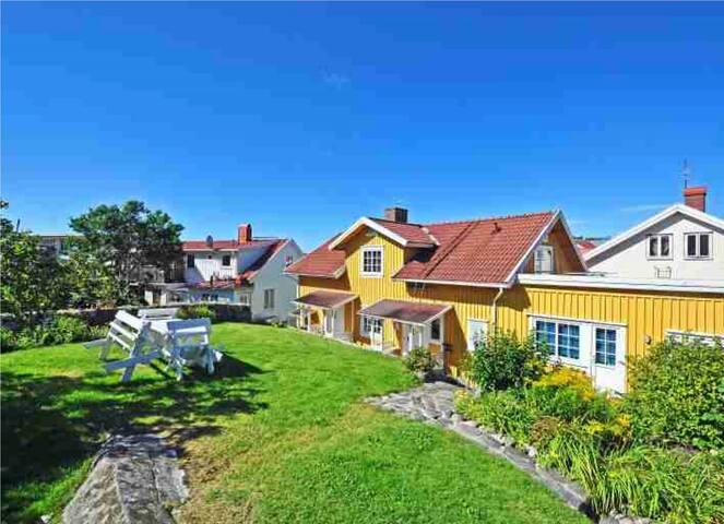 Idas lägenhet i centrala Grebbestad