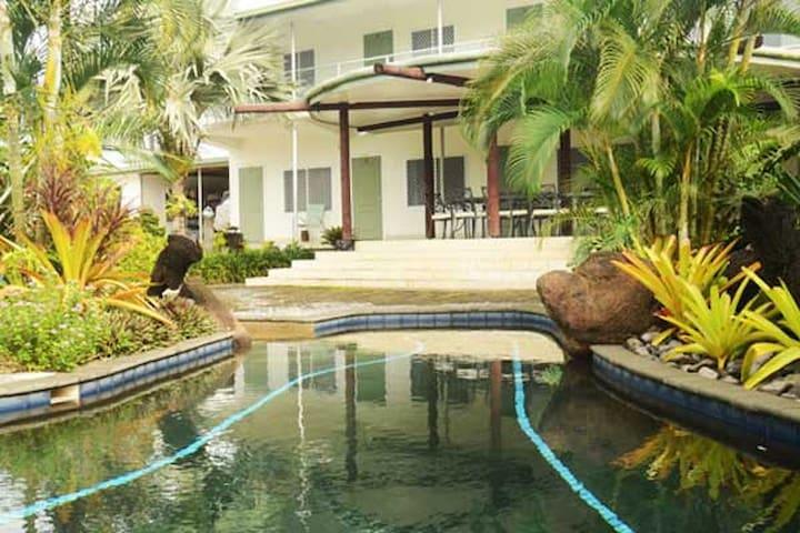 Bougain'ville Suites - Modern & comfortable rooms - Apia