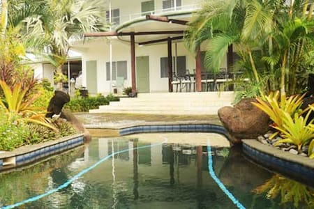 Bougain'ville Suites - Modern & comfortable rooms - Apia