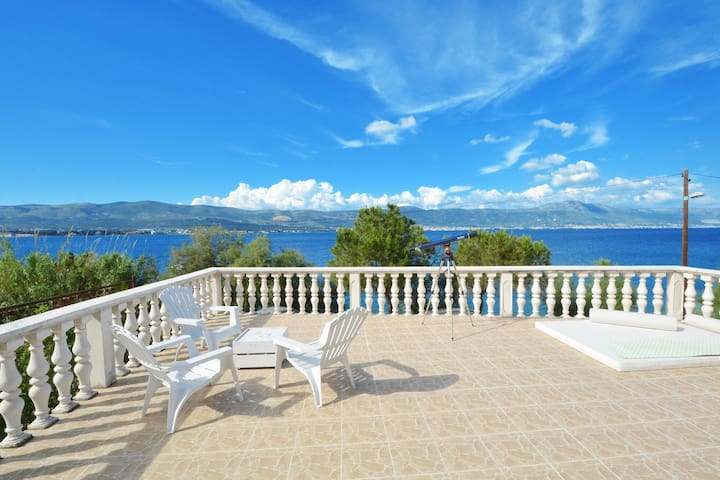 TROGIR ARBANIJA Beachfront Ljube 4 - Arbanija - Appartement