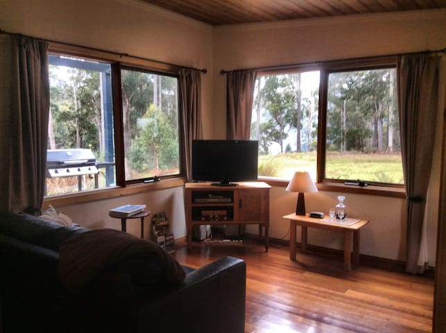 Cradle Mountain, Love Grove with spa & free wifi