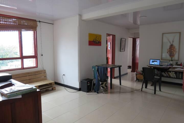 Habitación individual o compartida en Armenia