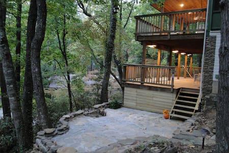 Treetop Treasure - Black Mountain - House