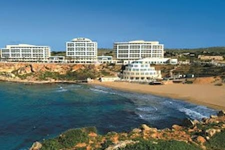 Apartment for 6,  Radisson Blu Golden Sands Malta