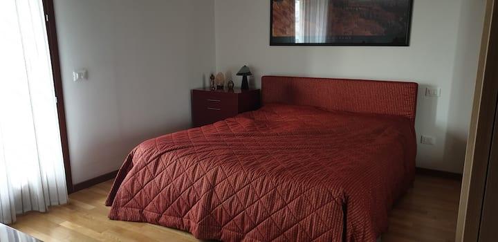 Alloggio con stanza privata per il tuo comfort