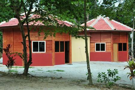 Srinidhi wooden cottage