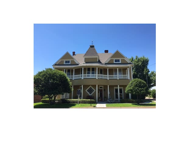 The Captain's House - Mary Kate Doyle Suite - Granbury - Hus