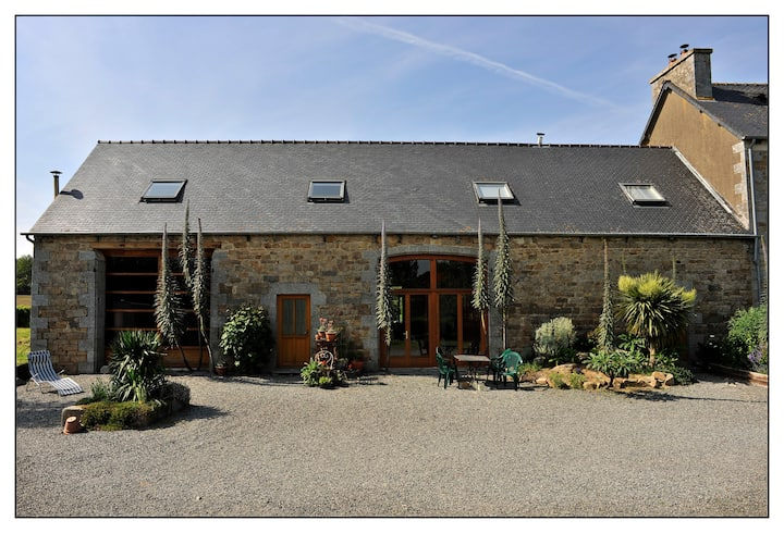 Bed&Breakfast, beautiful nature of Brittany,France