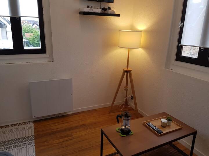 Charmant studio au cœur de Rennes