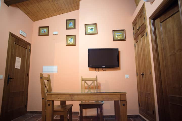 Apartment with one bedroom in Alcántara, with WiFi