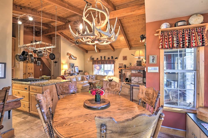 Lavish Home w/Deck on Working Ranch By Sedona
