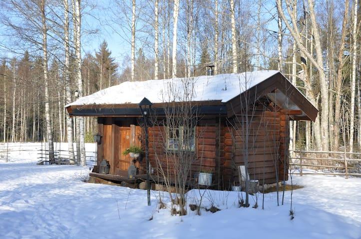 Cosy traditional stuga 2 - Hagfors V - Cabane