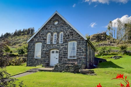 Converted Chapel in beautiful Snowdonia