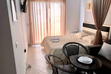 One room apartment for your ideal vacation +wifi !